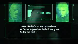Metal Gear Solid 2 Sons of Liberty (Xbox 360) - Why don't you do it?