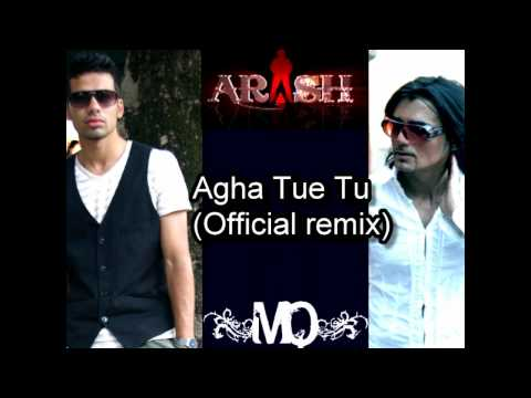Arash howaida ft MQ - Aga tuyi tu (remix) [FEB 2010]