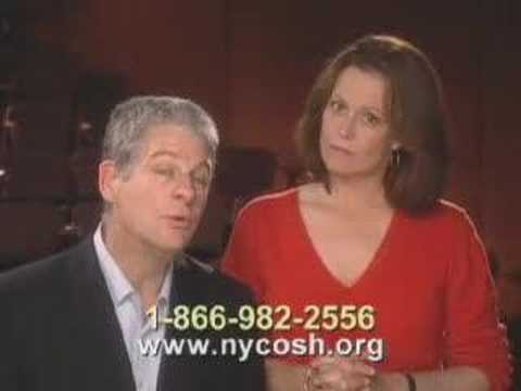 9/11 Workers' Compensation PSA - Featuring Sigourney Weaver