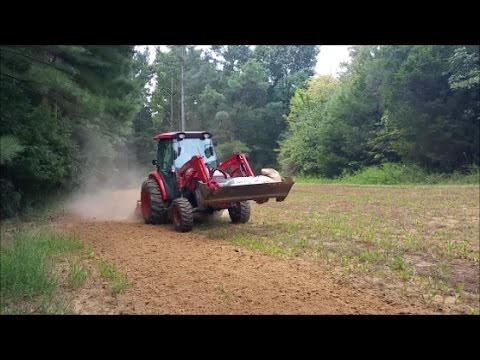 Kioti Tractor Montage Homesteading, Taming the wild, A day in the life...