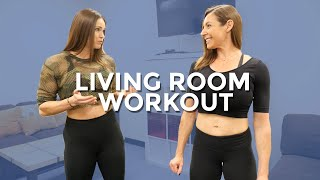Living Room Workout | SixPackAbs.Com