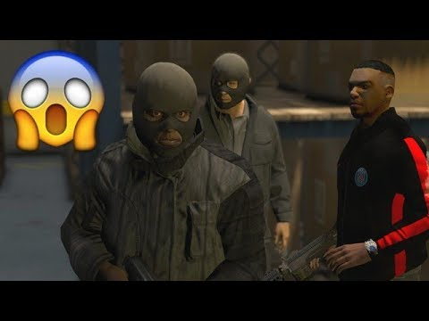 GTA 5 FRANCE - LIBEREZ SAMIR ! ATTAQUE DE LA PRISON - STREETZER #17