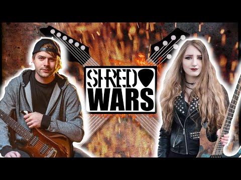 Shred Wars: Jared Dines VS Sophie Burrell