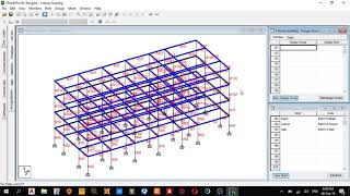 Gambar cover how to use concrete designer on staad pro connect edition