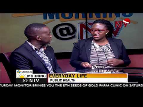 MORNING @ NTV : National drug Authority officials on public health