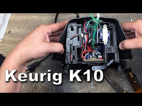 How To Fix Your Cuisinart Ss 10 Keurig Coffee Machine Or