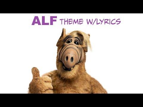 ALF theme with lyrics