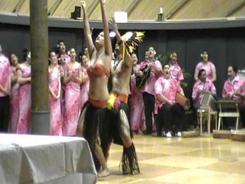 Waikato Uni Cook Is Duet 2011