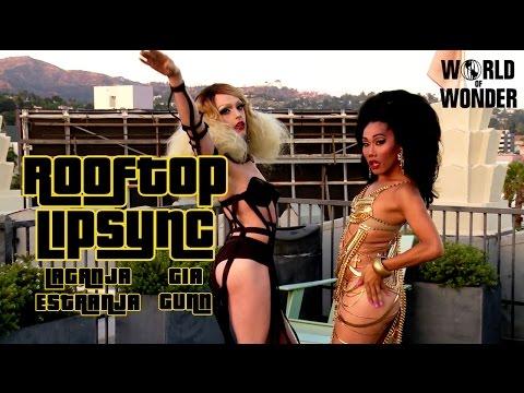 "Laganja Estranja & Gia Gunn lipsync to ""Hot Box"" - Rooftop LipsyncKaynak: YouTube · Süre: 3 dakika6 saniye"