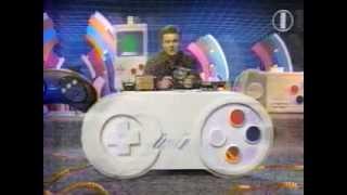 Денди Новая Реальность: телеканал ОРТ, 14 выпуск [15 сентября 1995]