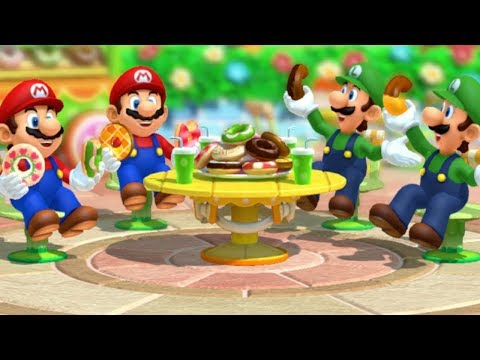 Mario Party 10 Bowser Board Amiibo Party Bowser Vs