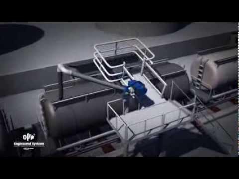 Solares Opw Srh Bottom Loading Arm Youtube