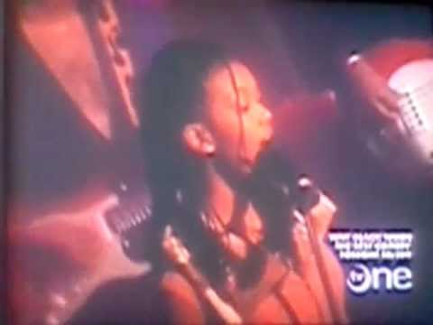 Brandy and Tevin Campbell on New York Undercover