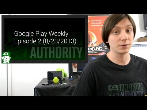 Google Play Weekly Episode 2: Nintendo DS Emulator, app turns devices into Chromecasts, and more!