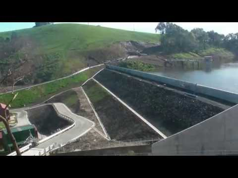 Geotechnical Engineering - Candowie Dam Upgrade