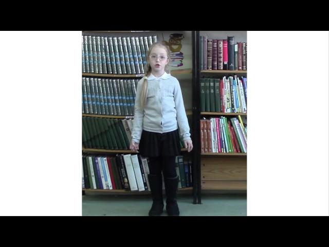 Изображение предпросмотра прочтения – ВикторияСедельникова читает произведение «Гномики» К.Д.Бальмонта