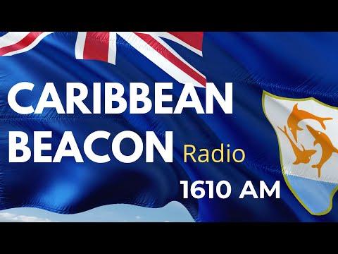 Caribbean Beacon Radio   Anguilla 1610 MW