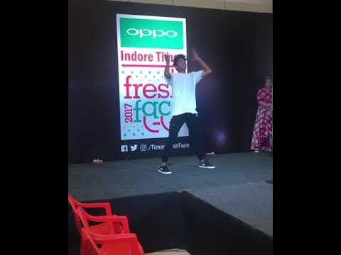Watch Shivam Singh perform