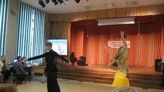 Илья Исаков, пасодобль