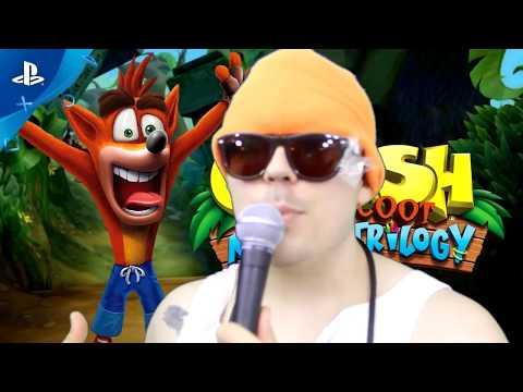 [thatistheplan reupload] Crash Bandicoot WOAH! MEME REVIEW