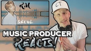 Gambar cover Music Producer Reacts to RM 'seoul (prod. HONNE)' Lyric Video
