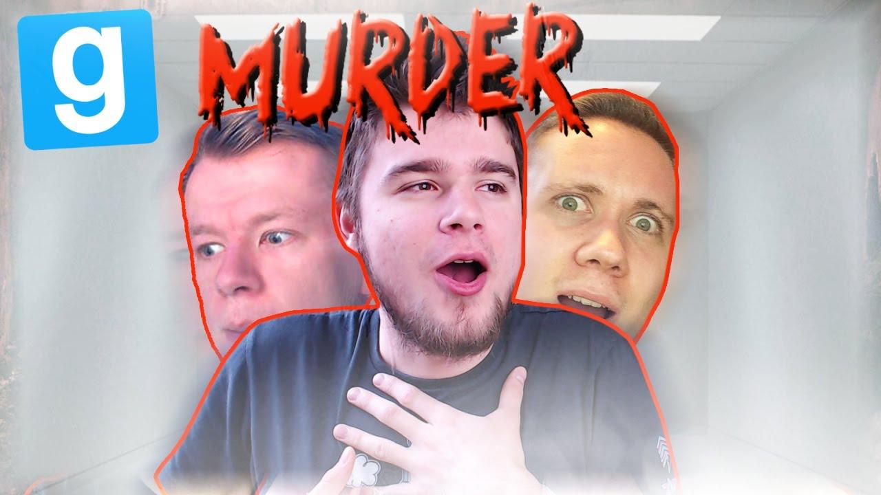 ZNOWU RÓWNELEGLE! | Garry's mod (W: Plaga, Admiros, Paveł, Flothar) #460 – Murder (#32) #Bladii