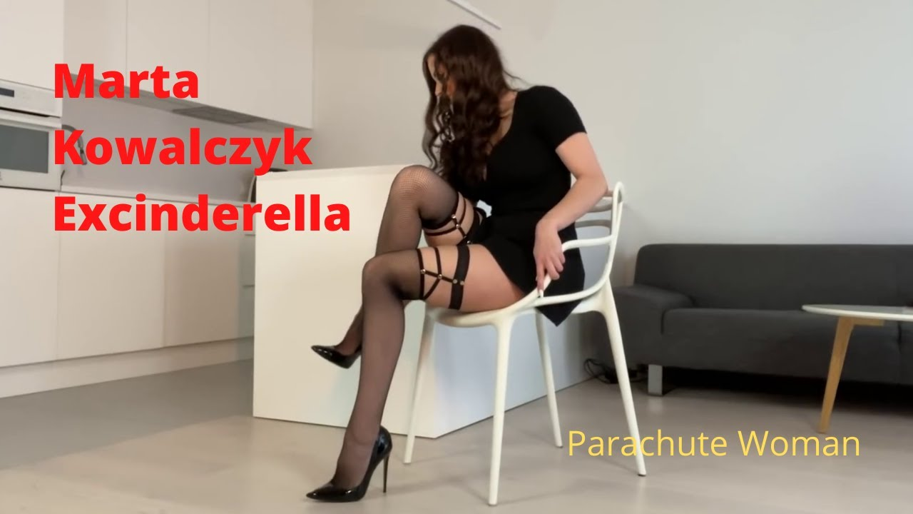 Marta Kowalczyk Excinderella - Parachute Woman