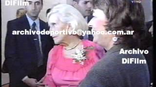 Torcuato Di Tella deja la Secretaria de Cultura de la Argentina 2004