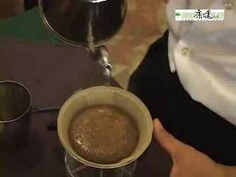 【康健雜誌】Easy玩咖啡:手沖濾泡式咖啡教學 - YouTube