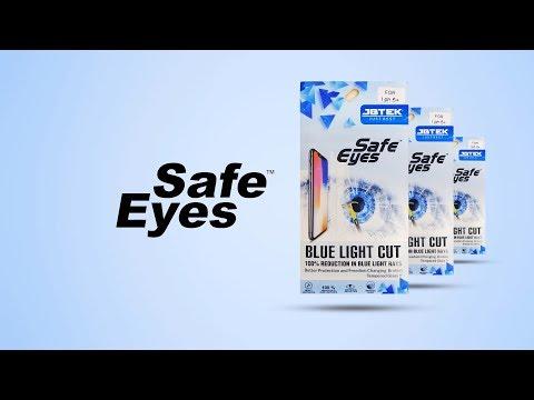 SafeEye Brand Motion Graphic Video