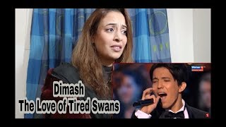 Download Dimash - The Love of Tired Swans ''Reaction'' Mp3 and Videos