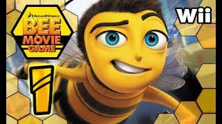 Bee Movie Game Walkthrough Part 1 Gameplay (Wii)