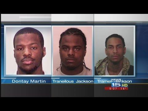 Investigators take down members of a Fort Wayne gang