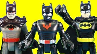 Batman Beyond And Thomas Wayne Batman Dad Time Travels   Batman Makes New Obstacle Course