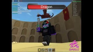 ROBLOX Easter Egg Hunt 2016 - Part 14 - FIERY DREGGON