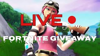 FORTNITE VBUCKS/VISA GIVEAWAY| 100 SUBS!!