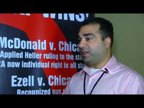 GRPC 2016 New Jersey Second Amendment Society Interview