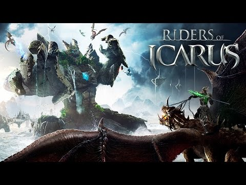 Free Games w/ Paul #25 - Riders Of Icarus (MMO)