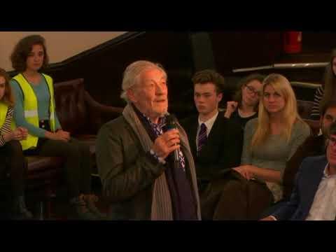 Sir Ian McKellen | Cambridge Union