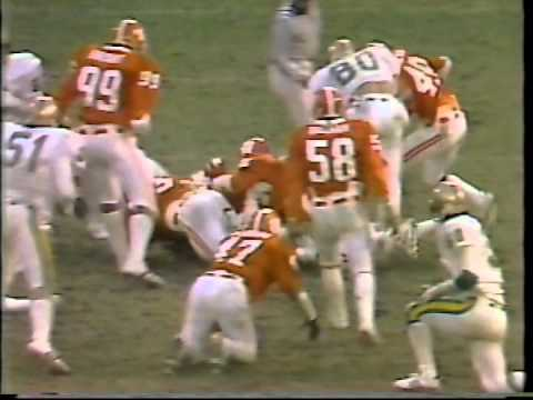 1979 Peach Bowl Baylor vs. Clemson