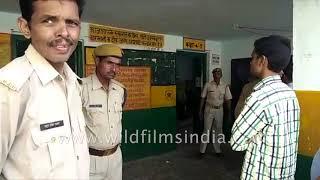 Salman Khurshid goes to cast his vote during Lok Sabha Election 2019 | Farrukhabad, Uttar Pradesh