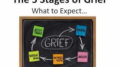 The 5 Stages Of Grief Explained