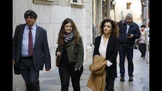 La periodista de Europa Press acude a declarar como testigo