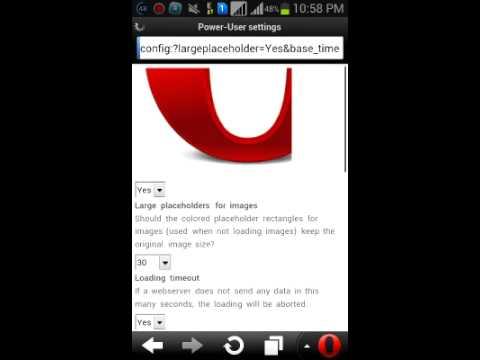 How To Save Bangla Font Opera Mini Browser