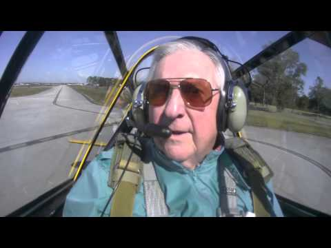 Introductory Aerobatics with T-6 Texan