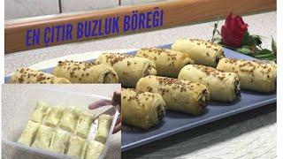 Çıtır çıtır pratik buzluk böreği tarifi / Kolay börek tarifi / Ev Lezzetleri/ Ramazan Tarifleri