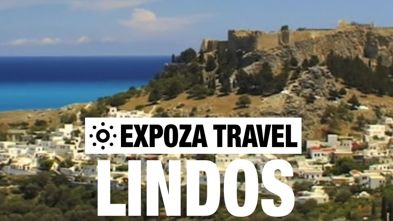 Lindos (Greece) Vacation Travel Video Guide