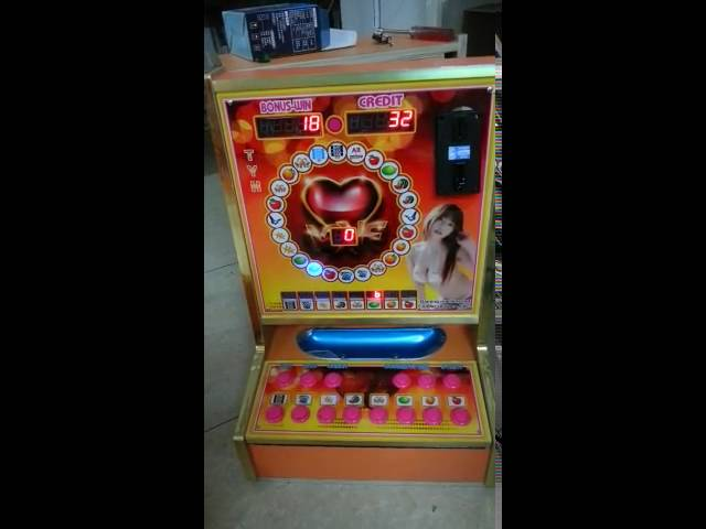 Africa Bonanza Slot Machine