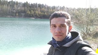 VLOG: Путешествие по Беларуси (Любанские меловые карьеры) / Белорусские Мальдивы