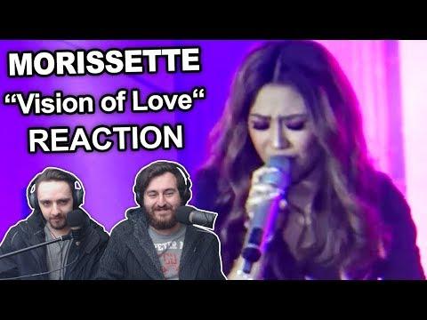 """""""Morissette - Vision of Love"""" Reaction"""